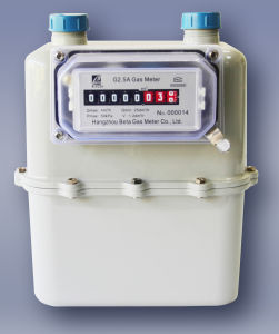 Diaphragm Gas Meter G2.5 (A)