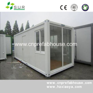 China Supplier Prefabricated Container House for Living pictures & photos