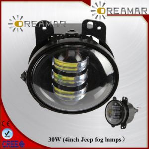 4 Inch 30W CREE Fog Light, 1440lm LED Head Light pictures & photos