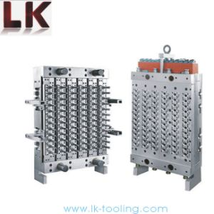 High-Precision Hardened Plastic Injection Mould for Bottle Cap