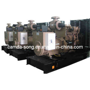 Cummins Diesel Generator Set with CE & ISO Certificates pictures & photos