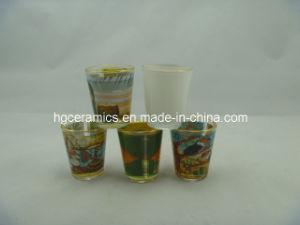 2oz Sublimation Shot Glass, Sublimation Glass Mug