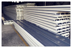EPS Sandwich Panel/Sandwich Board for Roof Panel pictures & photos