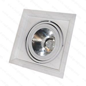 5W Double Head / Three Head Recessed Grille Lamp with Voltage 85-265V pictures & photos