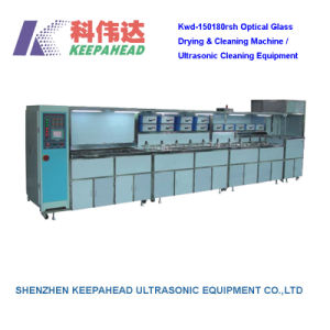 Keepahead Ultrasonic Cleaning Machine for Optical Glass