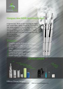 Magnetic Trigger Push System E Cigarette pictures & photos