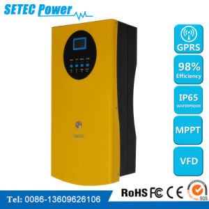 Solar Pump Inverter / DC-AC Inverter / Solar Inverter Used in Agricultural Water Pump System pictures & photos
