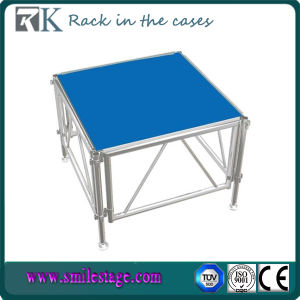 Adjustable Aluminum Stage for Exhibition with CE Approved pictures & photos