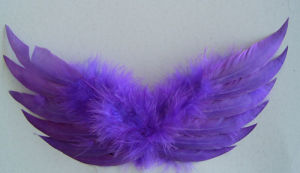 Feather Angel Wing-Small