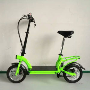 """Ce 300W Portable Electric Scooter for Adults /12"""" Mini Electric Scooter pictures & photos"""