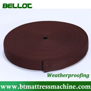 Polyester Bedding Mattress Edge Tape pictures & photos