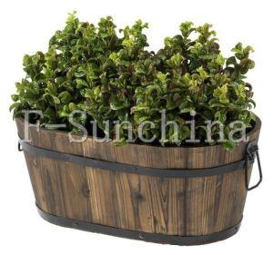 Garden Planter/Wooden Flower Pot (XF-P2310)