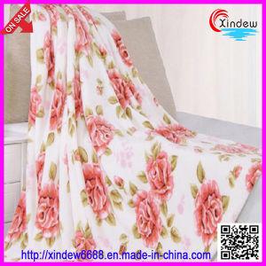 Printed Coral Fleece Blanket (xdb-026) pictures & photos