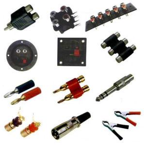 RCA Plug /Speaker Terminal & Binding Post