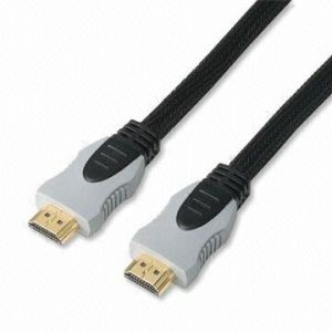 Gold 6 FT HDMI Cable for PS3 1080p HDTV pictures & photos
