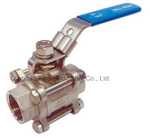 3-PC Ball Valve for Pipe
