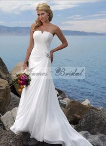 2011 Wedding Dress (SW0035)