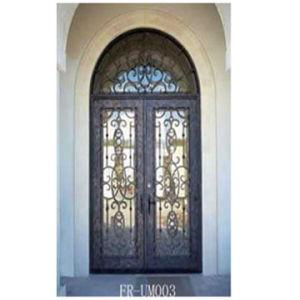 Wrought Iron Door (005)