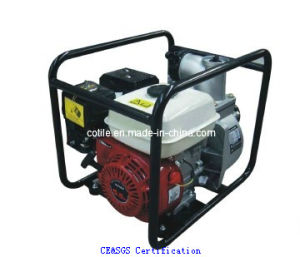 Gasoline Water Pump (air cooled/4 stroke/OHV single cyliner)