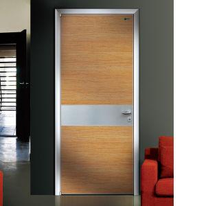 Hotsale PVC Toilet Door PVC Door with Glass pictures & photos