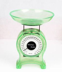 Weighing Scale Mechanical Kitchen Food Balance Zzsp-301 pictures & photos