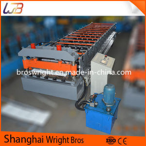 Coloured Steel Roll Forming Machine pictures & photos