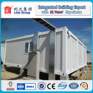 Prefabricated Modular 20ft 40ft Container House pictures & photos