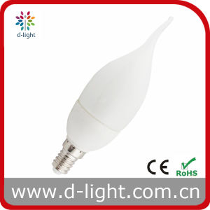 Candle Tail Energy Saving Light Bulb (9W) pictures & photos