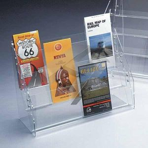 Acrylic Brochure Display (ABD 001)