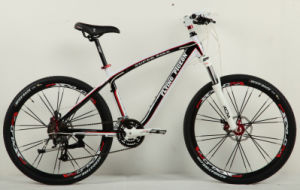 New Design Aluminum Alloy Frame Mountain Bicycle (FP-MTB-A003) pictures & photos