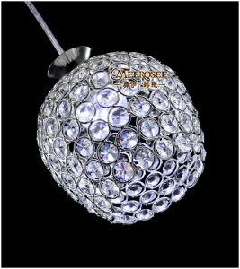 Kitchen Lighting Modern Lamp Hanging Light Crystal Light LED8008