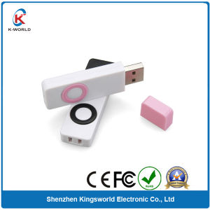 Classical Plastic 8GB USB Flash Drive with Cap
