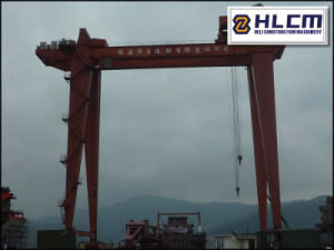 Shipyard Gantry Crane with SGS pictures & photos