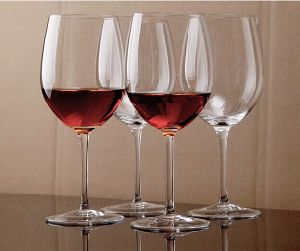 Lead Free Crystal Wine Glass Globlet Crystal Glass