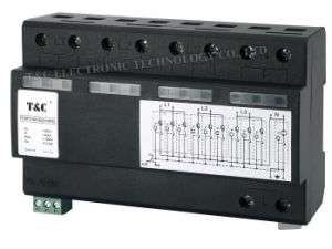 Lightning Arrester/Surge Protector (TCSPD-M100/3+NPE)