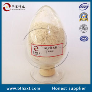 CNAS ISO9001 SGS Pass White Powder Polishing Powder 201 pictures & photos