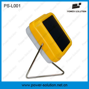 Hand Solar Powered Heat LED Solar Desk Lamp pictures & photos