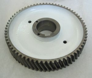 Customized CNC Machined Gear Wheel pictures & photos