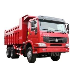 6X4 HOWO Dump Truck (ZZ3257M3647)