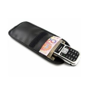 Signal Tracking Blocker for iPhone Blackberry Jammer Pouch Blocking Bag pictures & photos