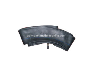 Natural and Butyl Rubber Motorcycle Inner Tube (3.00-17)