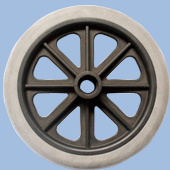 Wheelchair Wheel (FPPW-007)