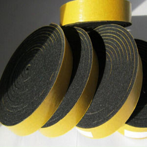 EPDM Rubber Foam for Tape and Sealing Gasket pictures & photos