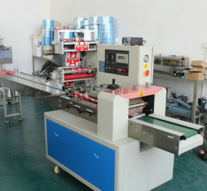 Saltine Crackers Packing Machine / Packaging Machinery pictures & photos