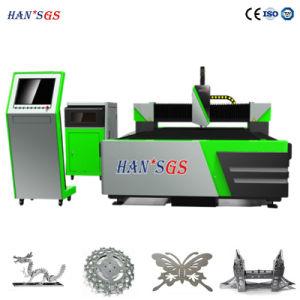 140m/Min High Speed Fiber Laser Cutting Machine (GS-LFD3015) pictures & photos