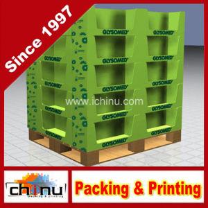 Modular Pallet Rack Display (6132) pictures & photos