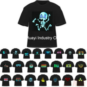 DJ Equalizer Electro-Luminescence T Shirts pictures & photos
