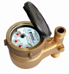 Multi Jet Iron Water Meter (MJ-LFC-F5-2) pictures & photos