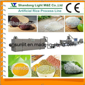 Rice Snacks Extruding Machine pictures & photos