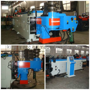 Large Scale CNC Mandrel Tube Bending Machine (GM-SB-76CNC) pictures & photos